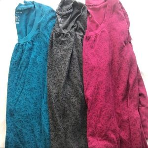 Just my size long sleeve top bundle 3X
